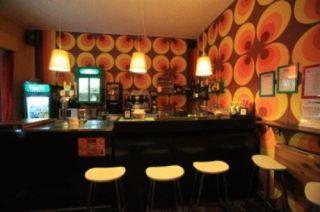 Sunflower City Hostel Bar