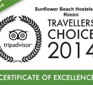 TRIPADVISOR CERTIFICATE of EXCELLENCE for 2014